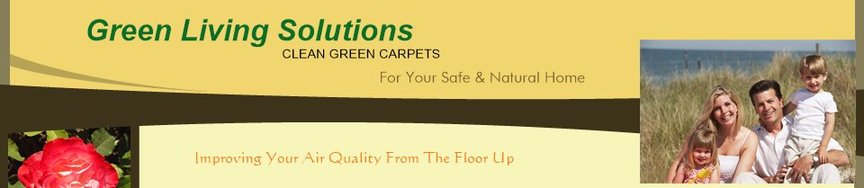 Clean Green Carpets - For Your Safe & Natural Home